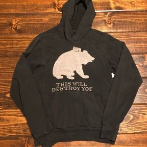 Tops - This Will Destroy You hoodie